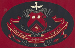 The University of New Brunswick Seal, 1864