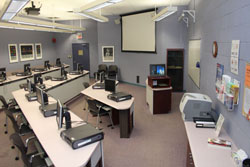 Photo: Harriet Irving Library's Learning Lab