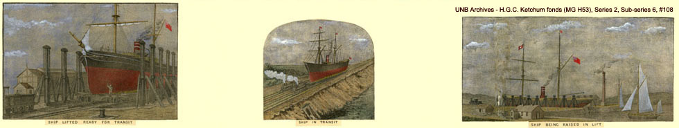 The Chignecto Ship Railway
