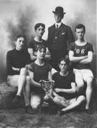 Track and Field Team, 1905
