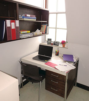Image of Grad Carrel
